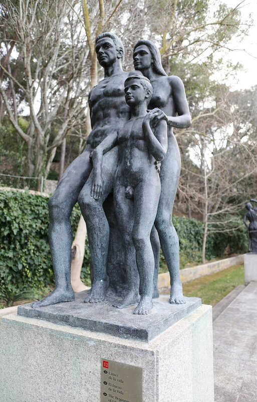Tortosa. The Garden Of The Prince. Jardins del Princep.