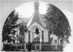 Соловетский монастырь. Царская колокольня. 1908-1910 гг.