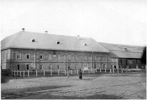 Соловетский монастырь. Млечный дом. 1908-1910 гг.