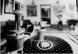 Вид гостиной в доме купца Коровина А.А