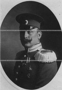 Старший врач бригады (портрет).