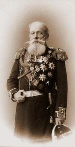 Рихтер Оттон Борисович (Отто Деметриус Карл Петер фон Рихтер) (1830-1908) - участник Кавказских походов и Крымской войны (1853-1856), генерал от инфантерии (с 1886 г.), управляющий делами Императорской главной кварти