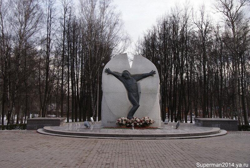 Памятник мытищинцам, погибшим при исполнении воинского и служебного долга и в локальных конфликтах