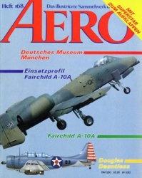 Aero: Das Illustrierte Sammelwerk der Luftfahrt №168