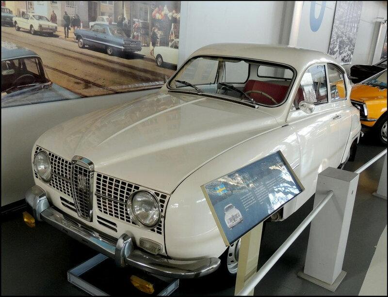 Autoworld 8303 Saab 96 1965