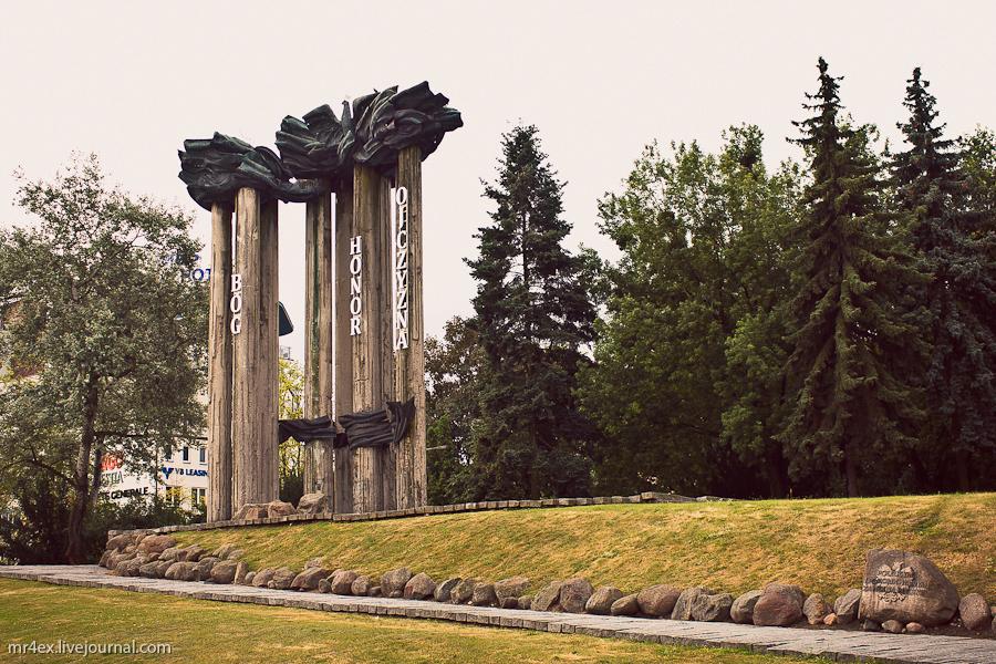 Белосток, Польша, Białystok, Памятники в Белостоке