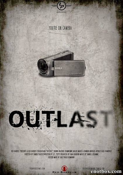 Outlast Whistleblower (2014/RUS/ENG/MULTI6/Repack by R.G. Механики)