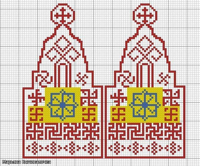 Счетный крест техника вышивания и что такое пачатный крест 38