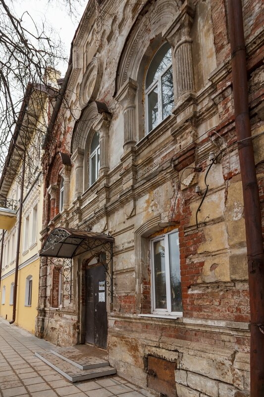 Дом на Театральной площади, Кимры