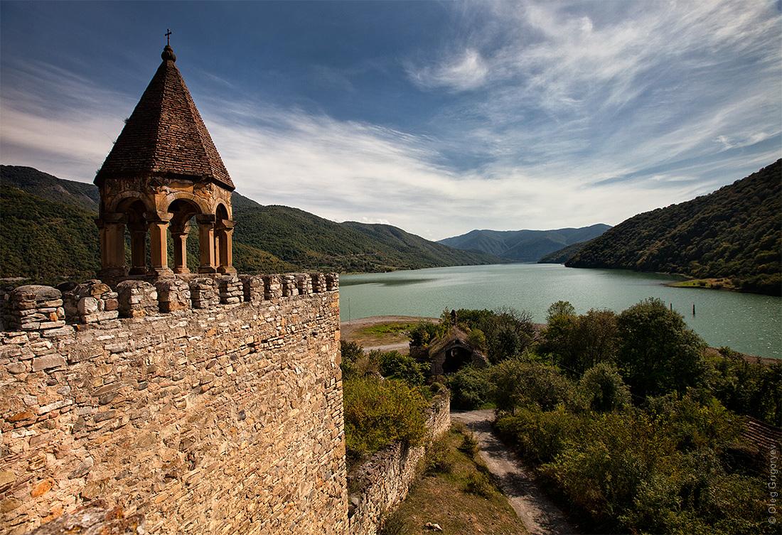 водохранилище Грузия