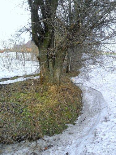Февраль, таянье снегов