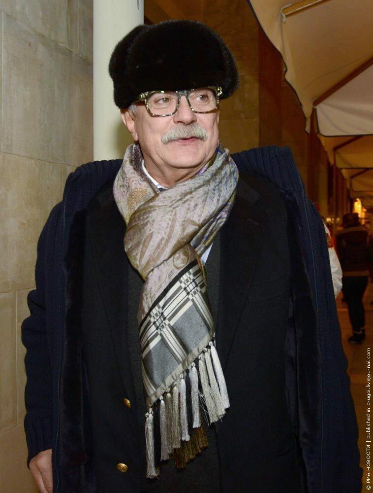 Председатель союза кинематографистов