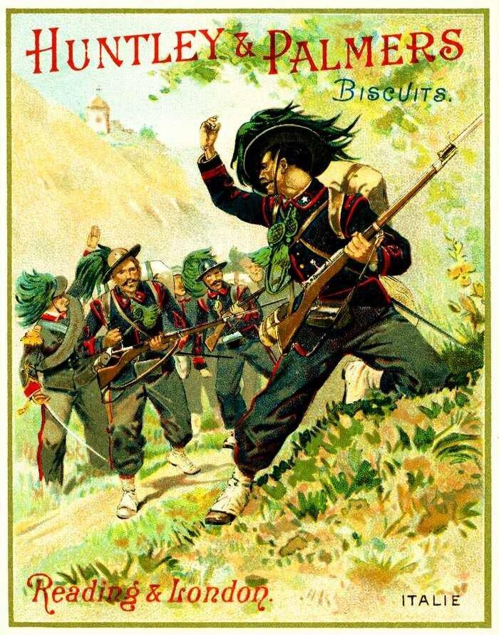 Солдаты итальянской армии (2)