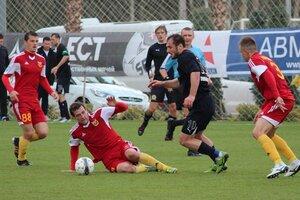 «Луч-Энергия» стартовал в Кубке ФНЛ с ничьей