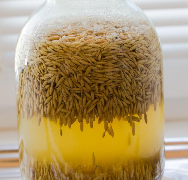 Квас из овса в домашних условиях рецепт
