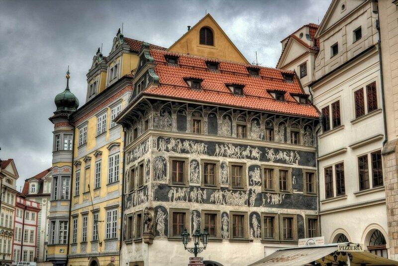 Praha 2011