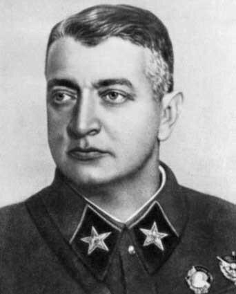 Красный маршал Тухачевский
