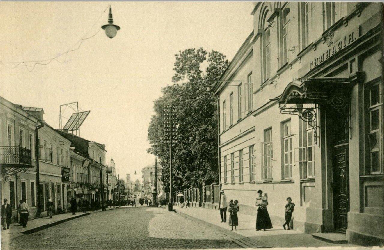 Губернаторская улица