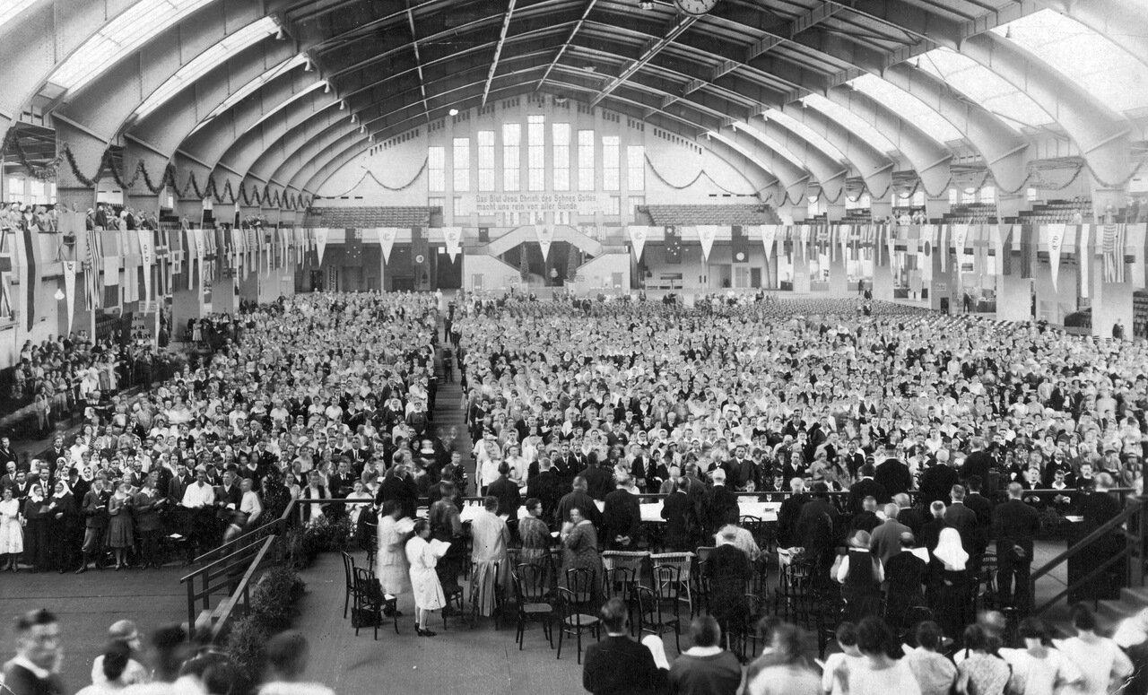 1930. 8-ой Всемирный день ЕК молодежи