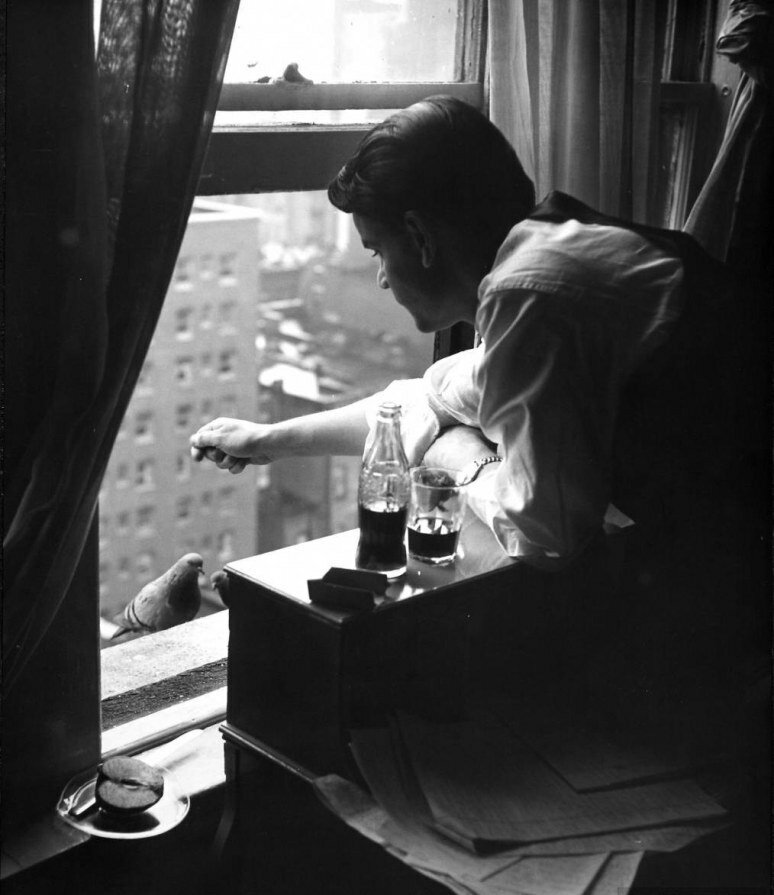 Nina Leen, New York City, 1949
