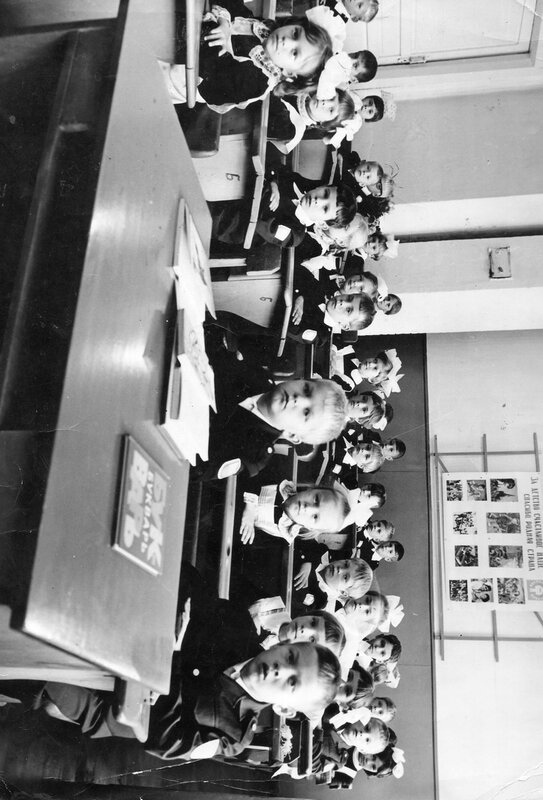 Выпускники 1989 г.