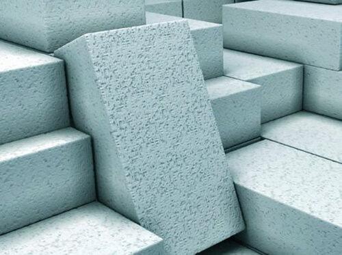 Какая разница между блоками из ячеистого бетона