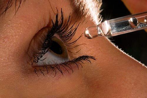 Сохраните глаза, чтобы строить глазки