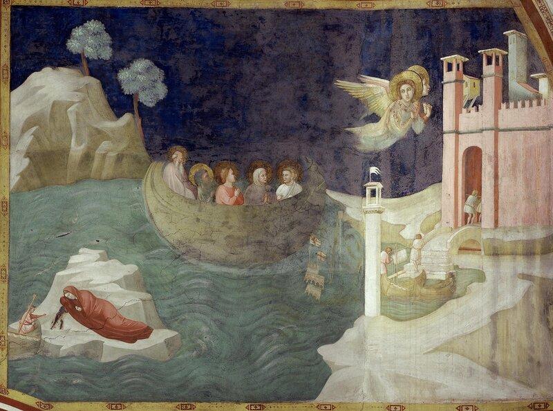 24.Путешествие св.Марии Магдалины в Марсель (ок.1320).jpg