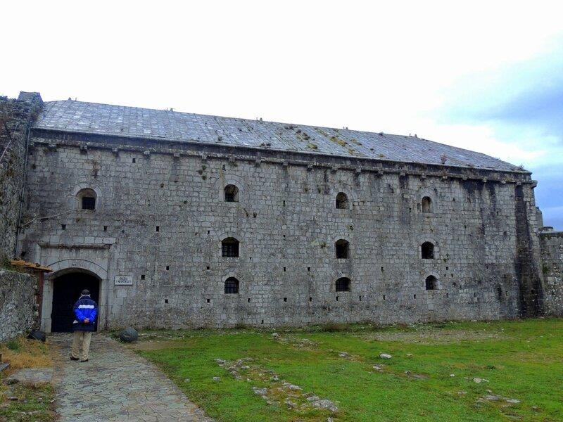 крепость Розафа, г Шкодер, Албания