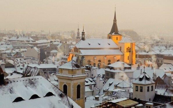 Туры в Прагу со скидкой