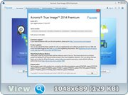 Acronis True Image 2014 Standard | Premium 17 Build 6673 RePack by D!akov [En]
