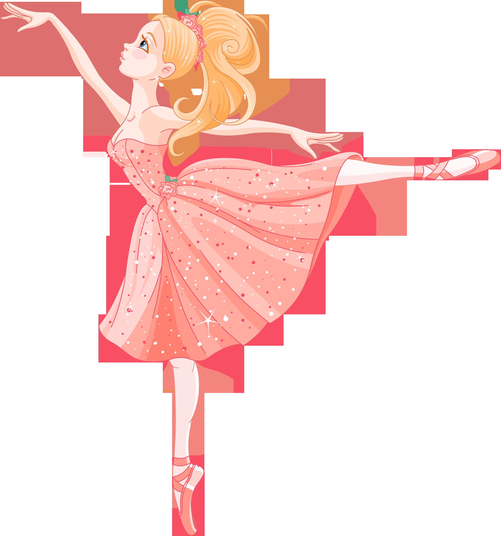 Книга Балерины, 3+