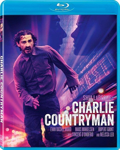 Влюбиться до смерти / The Necessary Death of Charlie Countryman (2013/BDRip 720p/HDRip/2100Mb/1400Mb/700Mb)