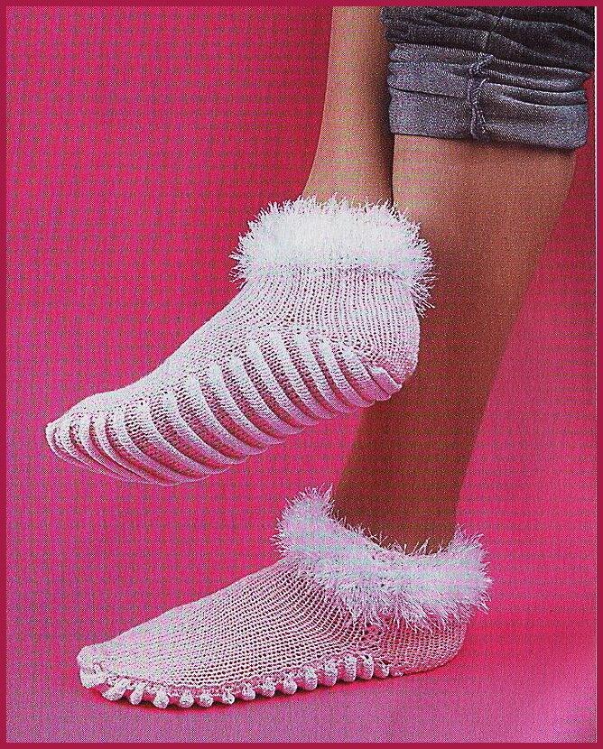 носки с массажной подошвой