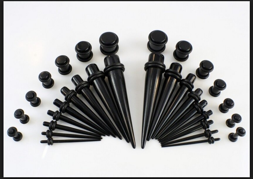 Kit gauges plugs