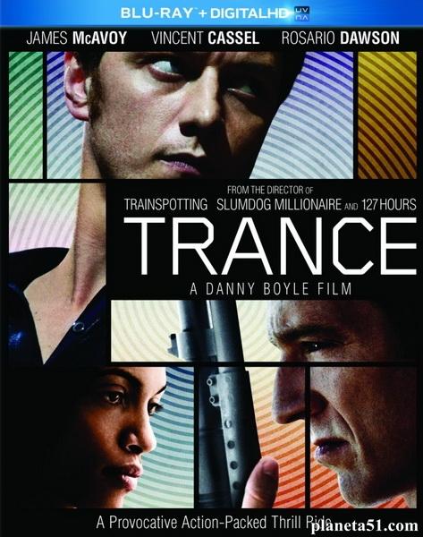 Транс / Trance (2013/BDRip/HDRip)