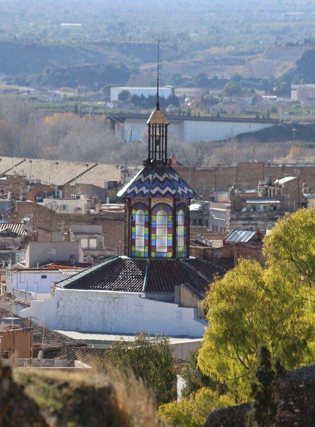 Tortosa, the Church of Repair. Església de la Reparació