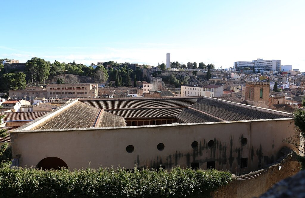 Tortosa, the Royal College