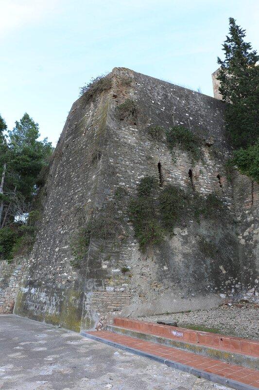 Tortosa, Castillo de la Suda , Крепость Дела Суда. Тортоса