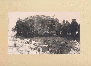 Гвардии и кавалерии Западного отряда..