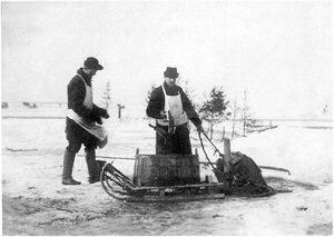 Торговцы рыбой. 1910-е гг.