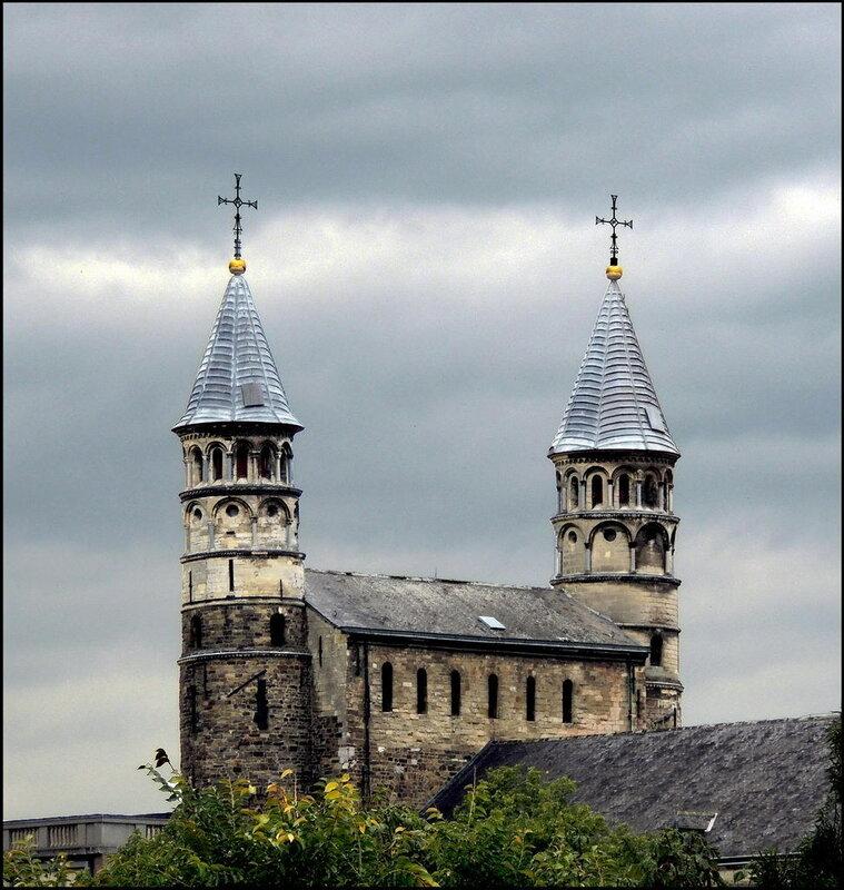 Maastricht 7435 Basiliek van Onze-Lieve-Vrouw-Tenhemelopneming
