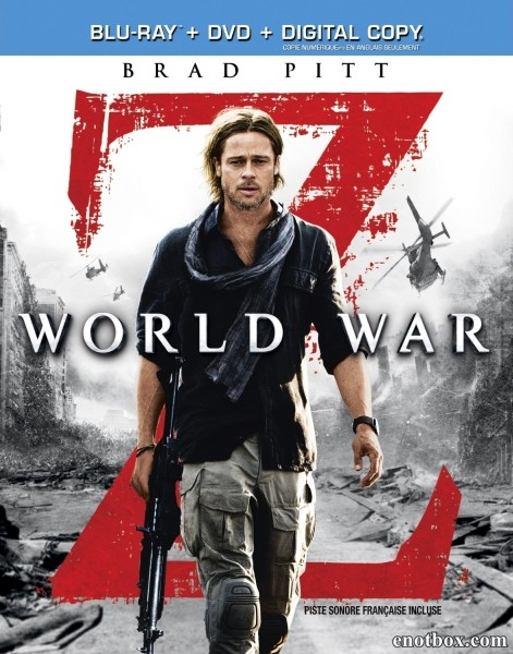 Война миров Z / World War Z [UNRATED] (2013/BDRip/HDRip)