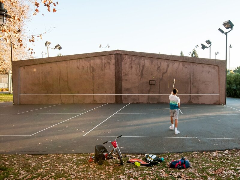 Cuesta Tennis Center, Mountain View