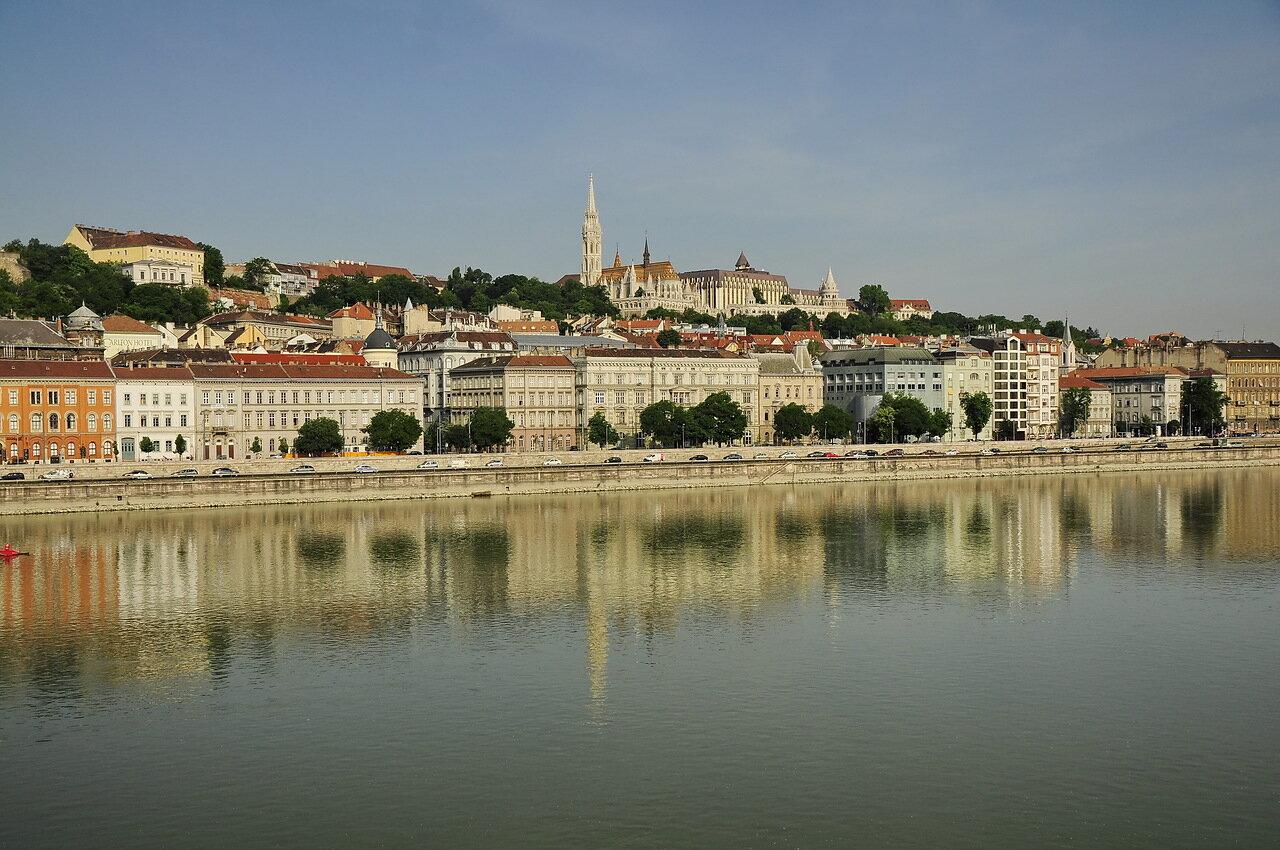 Утро Будапешта