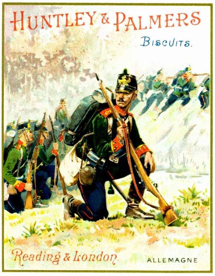 Солдаты германской армии (2)