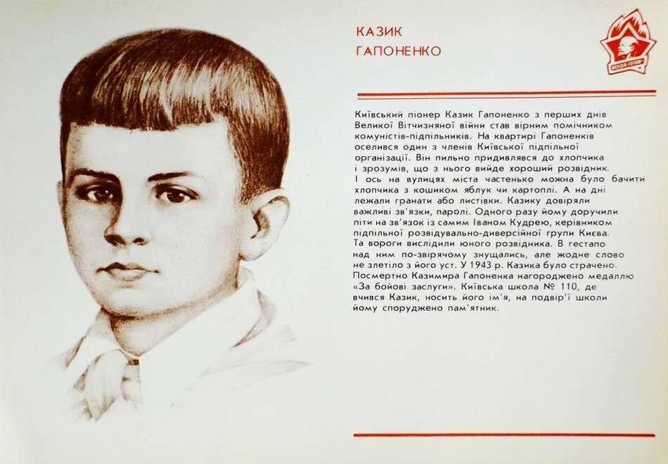 Казик Гапоненко