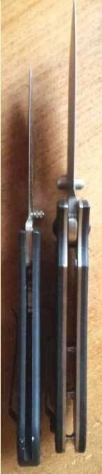Выбор и заточка ножа. Закономерности