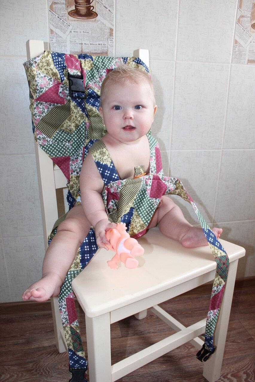 Как сшить дорожный детский стульчик фото 239