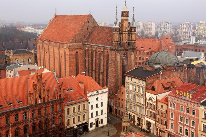 Торунь, Польша,(Toruń, Poland 2014)